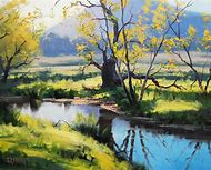 Realistic Landscape Paintings