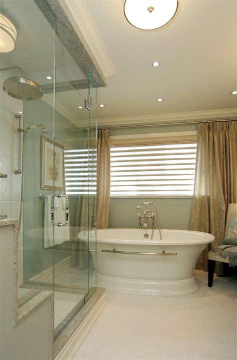 pretty kohler tub  bathroom eclectic   grout