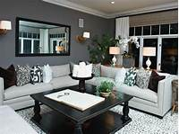 hgtv designer portfolio Gorgeous Grays! Designer Living Rooms from HGTV.com ...