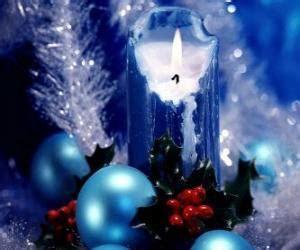candela bruciata puzzle di candele di natale e rompicapi 2
