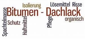 Dachlack Für Dachpappe : dachlack verarbeiten mischungsverh ltnis zement ~ Orissabook.com Haus und Dekorationen