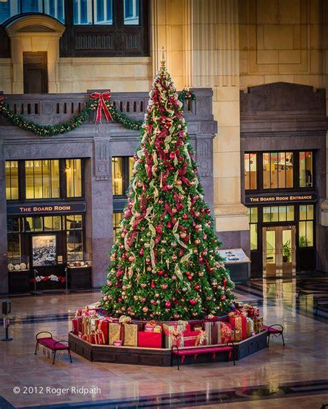 kansas city union station christmas tree sugar plum dreams pinter