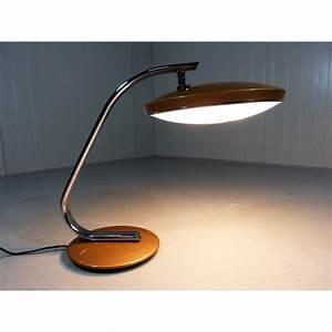 Lampe Bureau Vintage : lampe de bureau vintage de fase 1960 design market ~ Teatrodelosmanantiales.com Idées de Décoration