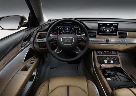 Audi A8l W12 Interior