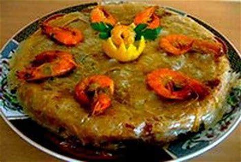 cuisine marocaine pastilla aux fruits de mer recette de pastilla aux fruits de mer