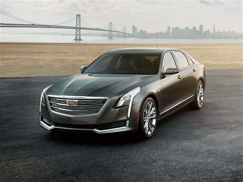 2016 Ct6 Review & Compare