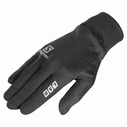 Gloves Running Lab Salomon Guantes Run Winter