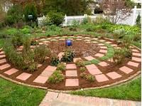 perfect circle garden design Perfect Circle Garden Design - Garden Design #25