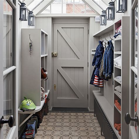 Monochrome House With Secrete Utility Room by 8 Country Style Boot Room Designs Ideal Home