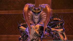 Final Fantasy XIV Patch 25 Screenshots Artwork Detail