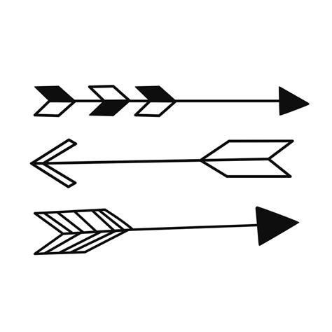 ferm living arrow wallsticker diddle tinkers