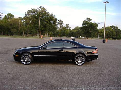2380s 2001 Mercedes-benz Cl-classcl500 Coupe 2d Specs