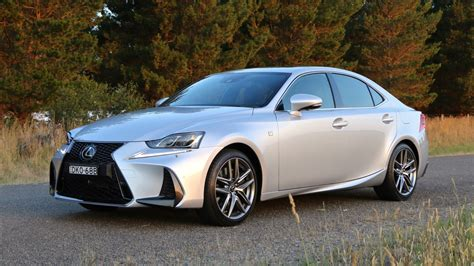 silver lexus 2017 2017 lexus is350 f sport review chasing cars