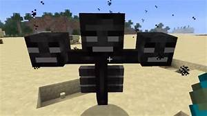 Latest Minecraft Snapshot Adds Wither Boss, More | GamerFront