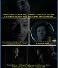 Teen Wolf Peter Hale Quotes