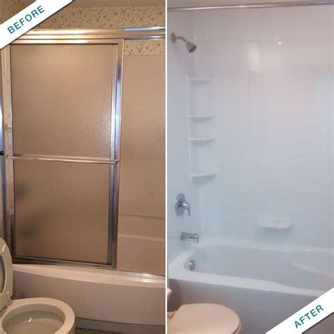 curtain rod   open  space   bathroom