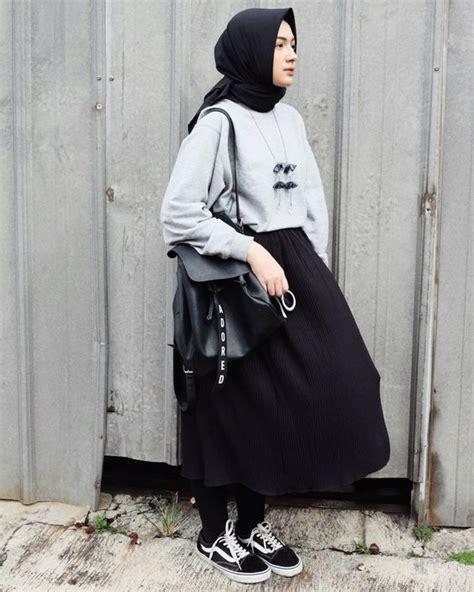 kenakanlah hijabmu wahai cantik  casual hijab outfit hijab chic  pakaian sporty