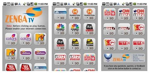 free live tv app for android best android apps for live tv