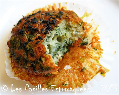 cuisiner des bettes muffins aux fanes de bettes oignon vert et sésame les