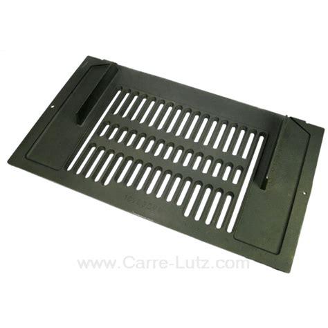 appareil pour cuisiner grille de décendrage 16783pb de pôele à bois supra
