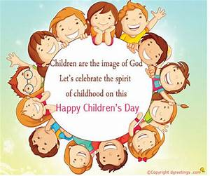 Children's Day Messages, Children's Day Wishes, SMS ...