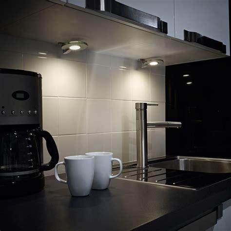 kitchen spot lights aura led glass cabinet light 3095