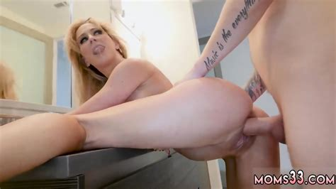 Blonde Milf Stockings Xxx Satisfying My Step Mom Eporner