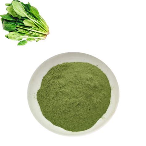 china green dehydrated spinach powder suppliers