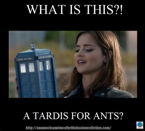 Doctor Who Memes - meme an american view of british science fiction