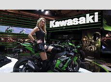 EICMA 2016 Kawasaki Ninja ZX10R and KRT Replica Pack 210