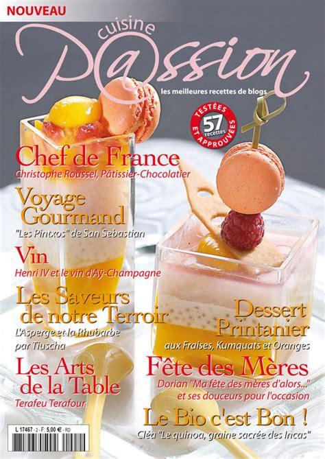 magasine cuisine magazine cuisine édition n 2