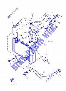 Yamaha Grizzly 700 Parts Diagram
