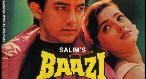 Baazi Movie Songs 1995 Download, Baazi Mp3 Songs