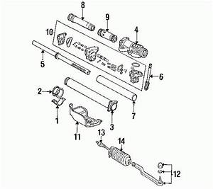 1993 Honda Accord Parts Diagram