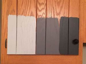 how to paint kitchen cabinets without sanding or priming With what kind of paint to use on kitchen cabinets for split panel wall art