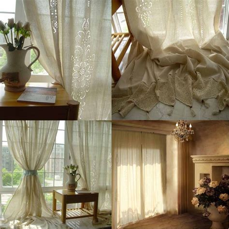 Online Buy Wholesale French Country Curtains From China