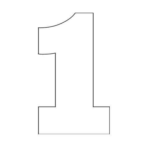 number stencils  printable number stencils