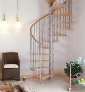 Escalier Bois Exterieur En Kit by Escalier Arke Klan En Colimacon Design Modulable Kit
