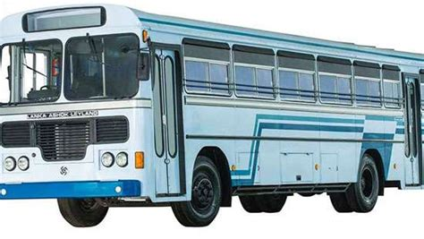 daily mirror private buses  wp   painted blue  april