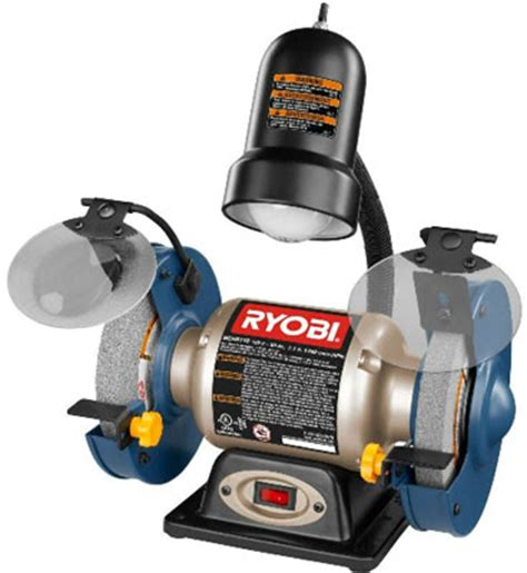 ryobi 6 inch bench grinder 6 inch bench grinders craftsman vs ryobi vs porter cable