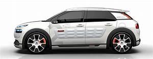 Citroen C4 Cactus Airflow 2l Concept  Consumes Just 2