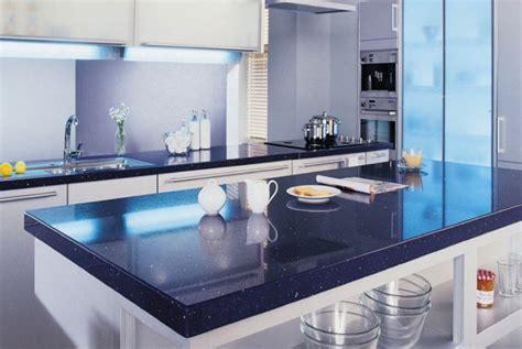kitchen countertops     types