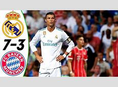 Real Madrid vs Bayern Munich 73 All Goals & Extended