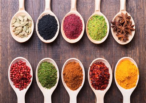 cuisine spicy treating inflammation with herbs spices