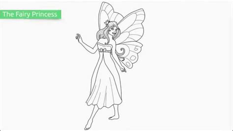 top   printable princess coloring pages youtube
