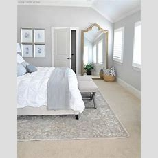 Honey We're Home Neutral Master Bedroom Refresh