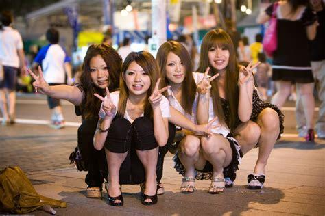 Wallpaper Street City School Girls Party Fashion