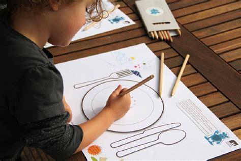 tischset zum bemalen 5 originelle ideen zur unterhaltung kindern auf der hochzeit hochzeitsblog the