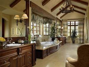 10 Dream Bathrooms – If Money Were No Object The Home