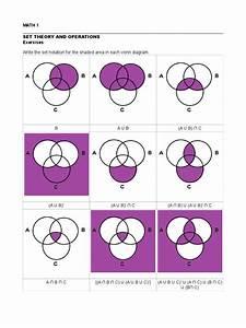 Exercises - Set Theory